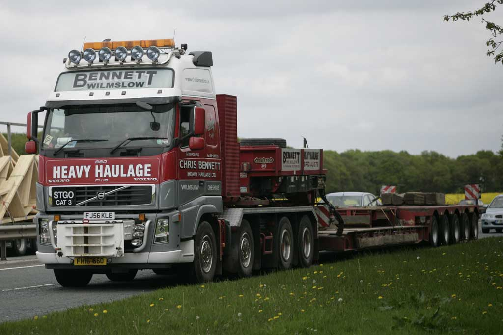 Chris Bennett Heavy Haulage