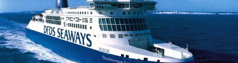 DFDS-Creștere de preț din Aprilie 2016