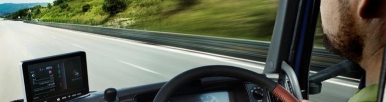 Șoferi de tir singuratic