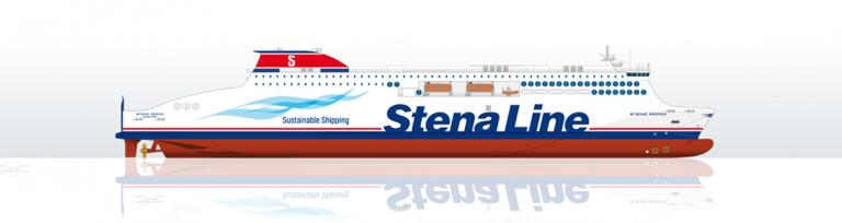 Stena Line new ferry